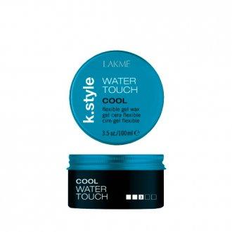 Water-Touch Flexible Gel Wax