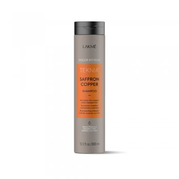 Saffron Copper Refresh Shampoo
